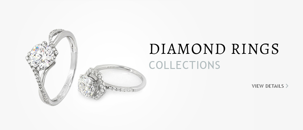 Diamond Rings Collections